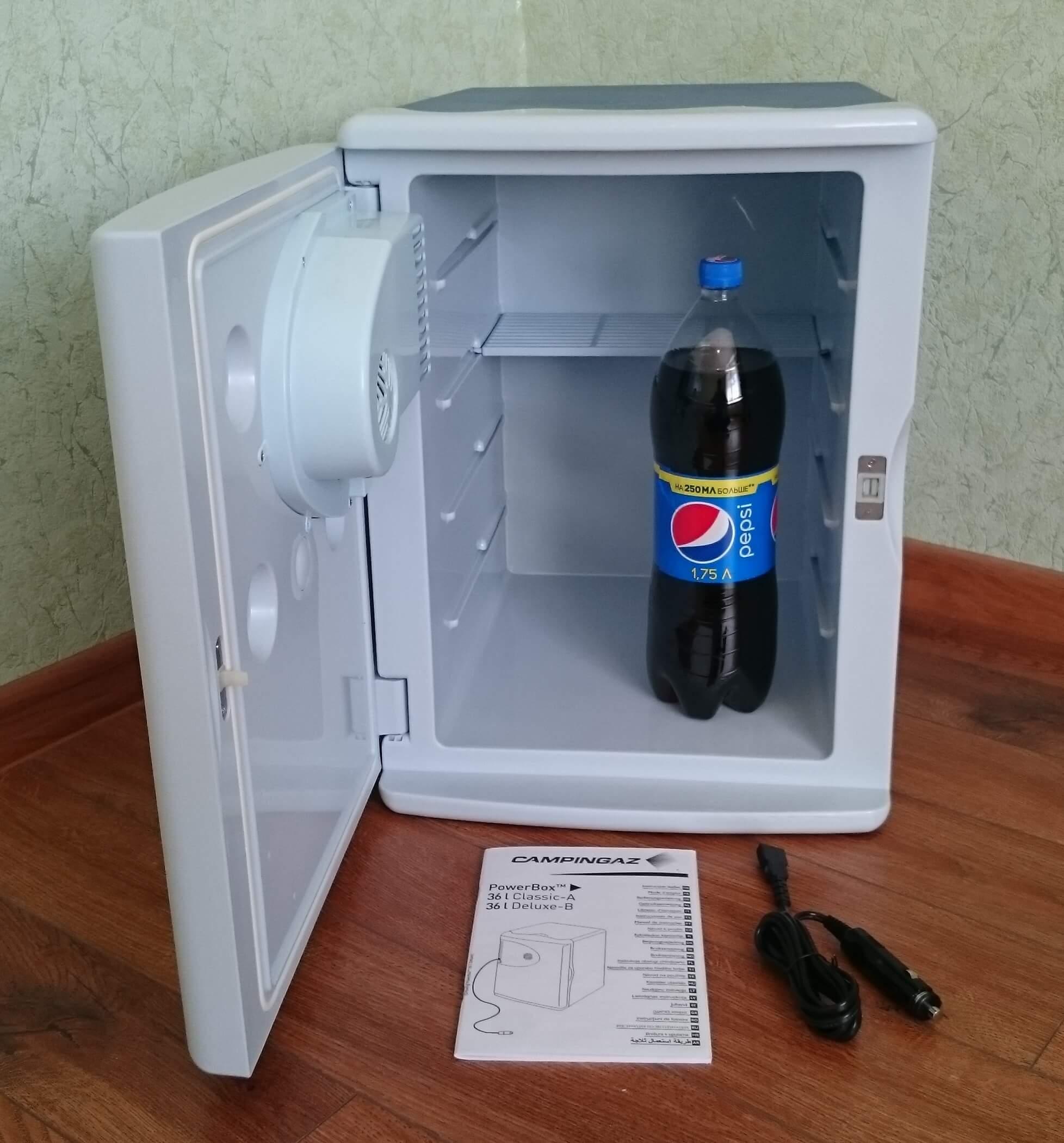 Как сделать свой авто холодильник